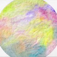 Easy Tie Dye Butterfly Craft for Kids