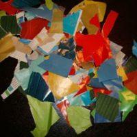 Fun Decoupage Shoe Box Storage Craft for Kids
