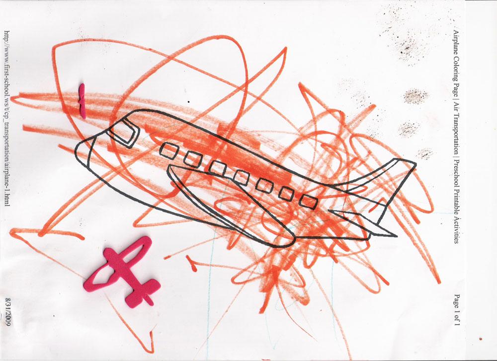 Airplane Theme