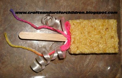 Make Your Own Edible Wands ~ EASY!