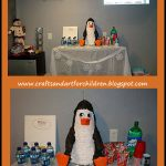 Penguin Winter-land Birthday Party!