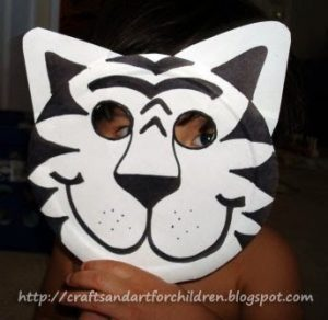 Handmade Animal Mask