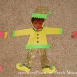 Elf Christmas Theme Crafts and Activities