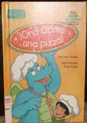 Toddler Paper Plate Pizza Craft. My husband also read him this Spanish Book about making a pizza with the characters from the cartoon Dragon Tales. & Paper Plate Pizza Craft for Kids - Artsy Momma