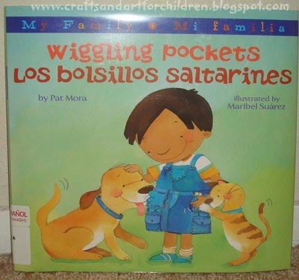 Spanglish Frog Book and Craft