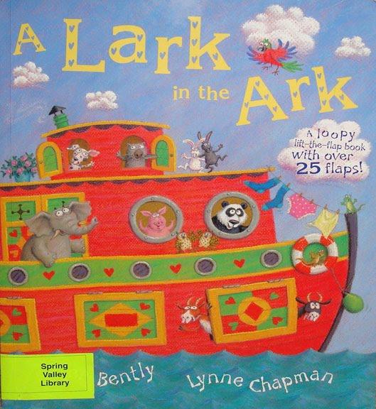 A Lark in the Ark Children's Book