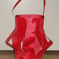 Chinese New Year Lantern Craft ~ Easy!