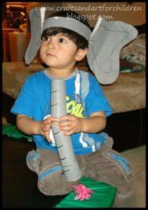 Horton Hear a Who Crafts & Activities #drseuss