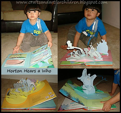 horton hears a who craft