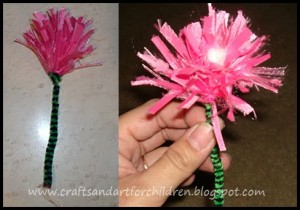 Pink Clover Craft - Horton Hears a Who