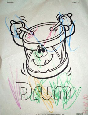 Paper Plate Tambourine Craft  sc 1 st  Artsy Momma & Paper Plate Tambourine Craft - Artsy Momma