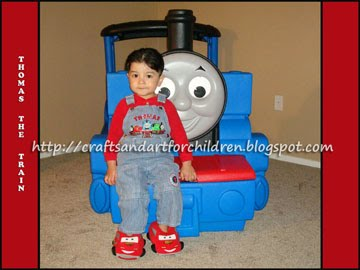 Thomas the Train ~ Wordless Wednesdays
