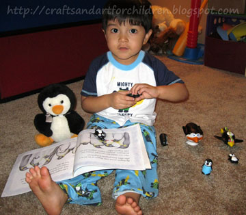 Learning About the Color Black Crafts & Activities
