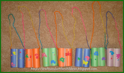 Safari Crafts For Kids