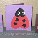 Heart-Shaped Animals {Valentine's Day Cards}