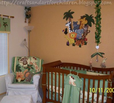 Jungle Safari Nursery