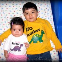 Handmade Big Brother and Little Sister Shirts