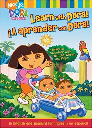 Learn with Dora!/¡A aprender con Dora!: A Bilingual Adventure