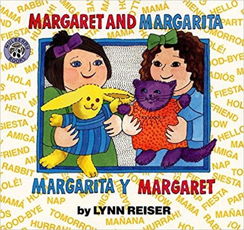 Margaret and Magarita Book