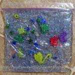 Ocean in a Bag {Sensory Activity}