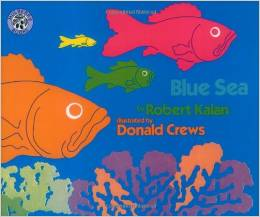 Deep Blue Sea by Robert Kalan