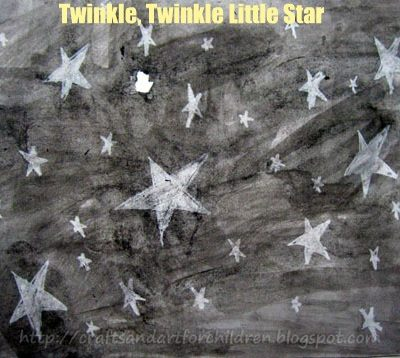 Twinkle Twinkle Little Star Craft