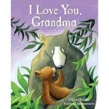Grandparent's Day Crafts & Book