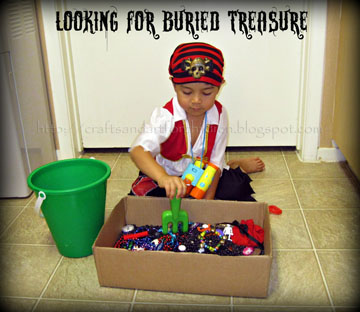 Talk Like a Pirate Day - Pirate Activity