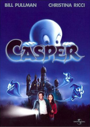 Casper the ghost movie
