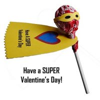 10 Cute Valentine's with Suckers/Lollipops