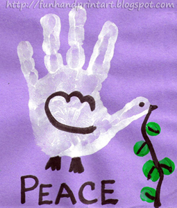 Martin Luther King Jr Day- Crafts for Kids