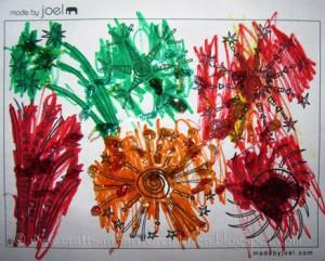 kids-fireworks-craft