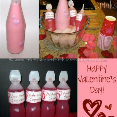 Our Heart ♥ Filled Valentine's Day Party {kids}