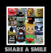 (: Share a Smile & help brighten the lives of others :)