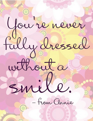 Smile, Be Happy! Smiley-themed activities, crafts, & foods :)