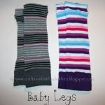 More DIY Baby Legs!!!
