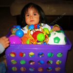 Having a Ball with a Toddler Ball Pit – Sibling Fun!