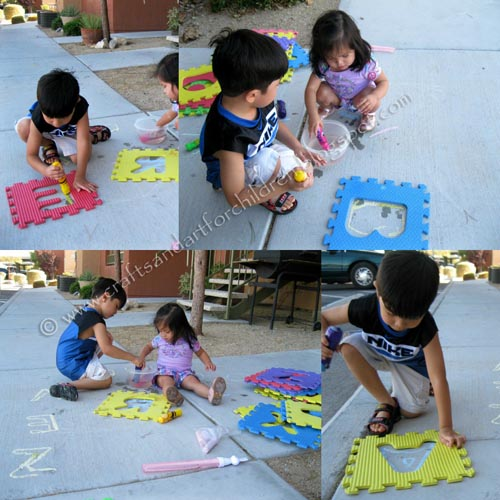 outdoor activities preschool outdoor alphabet tracing activity for artsy momma 350