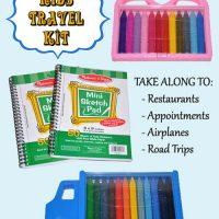 Fun Travel Kit for Kids