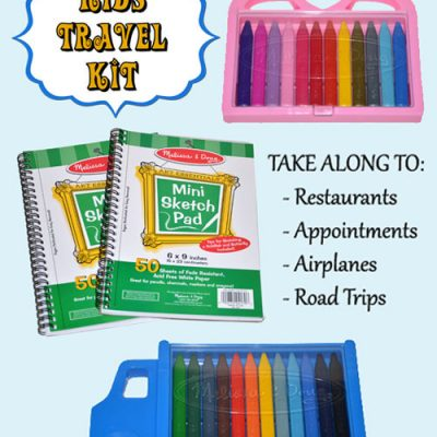 Fun Travel Kit for Kids
