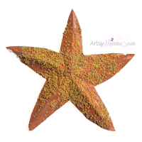 Starfish Craft for Kids + Template