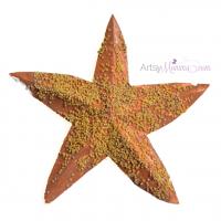 Starfish Craft for Kids + Template