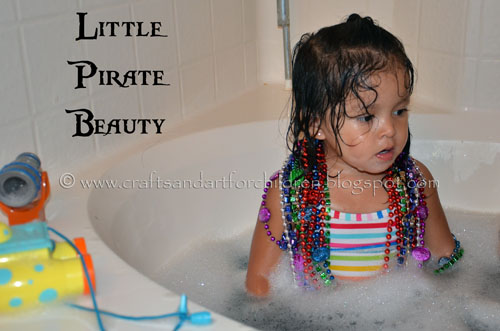 Our Little Pirate Princess