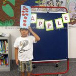 Ten Apples Up on Top Craft & Book