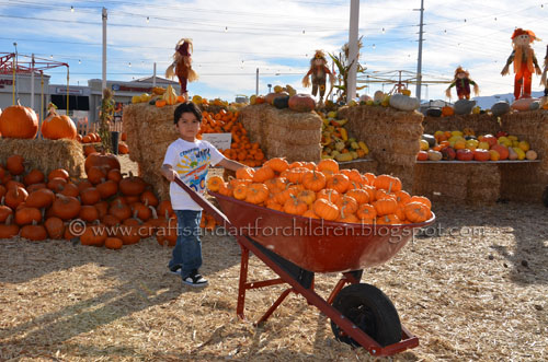 Pumpkin Crafts, Books, & Activities for kids