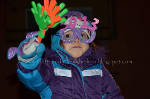 Kids New Year's Eve Activities