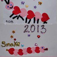 Valentine's Day Heart Crafts for Kids