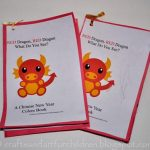 Free Printable Chinese New Year Book for Kids