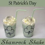 St Patrick's Day Shamrock Shake, Gold Coin Hunt, & Leprechaun Mask