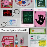 Teacher Appreciation or End of the School Year Gift